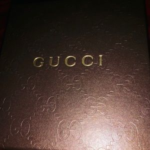 Gucci brand new Watch never worn with tags and box